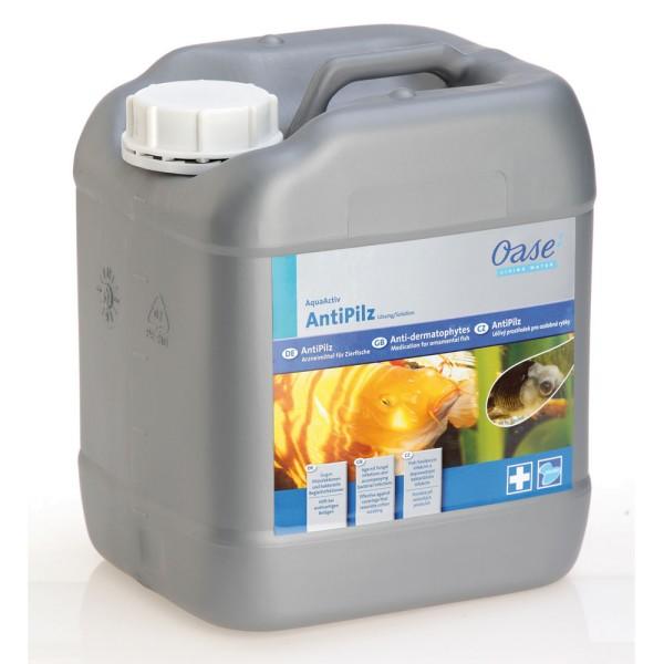 OASE AntiPilz Fischmedizin 5000ml - 4005258004806 | by gartenteiche-fockenberg.de