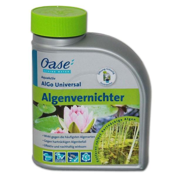 Oase AlGo Universal Algenbekämpfung 500ml - 4010052431376 | © by gartenteiche-fockenberg.de