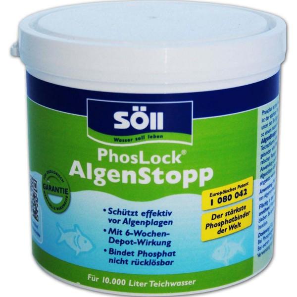 SöLL PhosLock AlgenStopp 500g - 4021028110034 | © by gartenteiche-fockenberg.de
