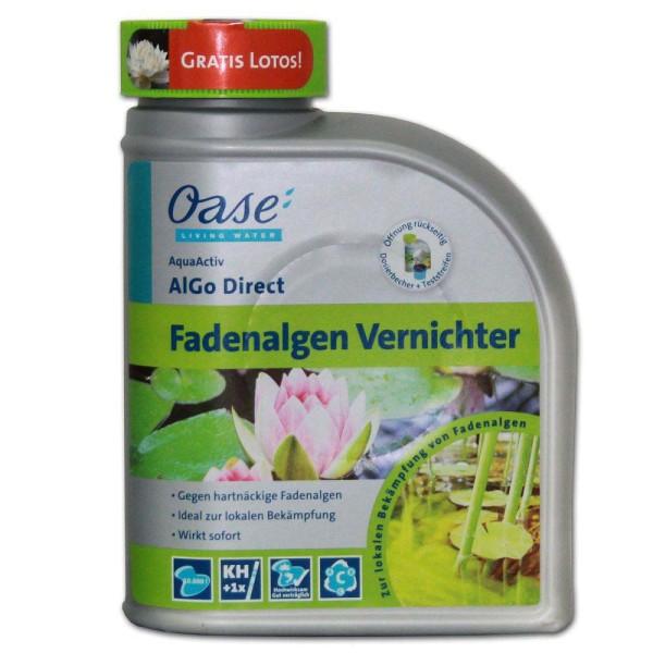 Oase AlGo Direct Algenbekämpfung 500ml - 4010052431390 | © by gartenteiche-fockenberg.de