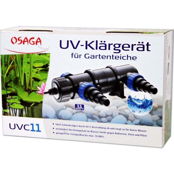 Osaga UV-Klärgerät UVC 11 - 4250247608835 | © by gartenteiche-fockenberg.de