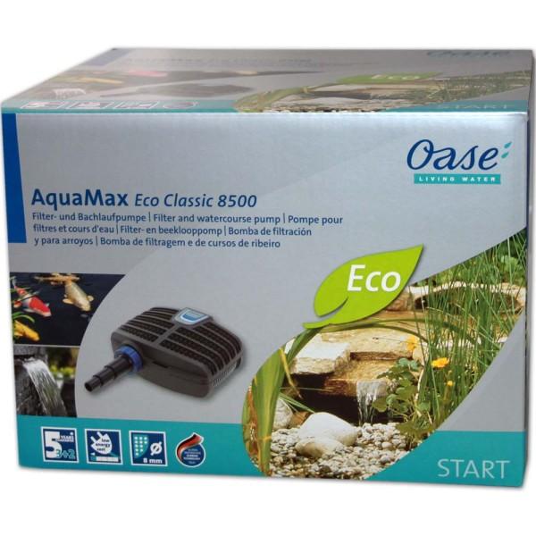 Oase AquaMax Eco CLASSIC 8500 Teichpumpe - 4010052510996 | © by gartenteiche-fockenberg.de