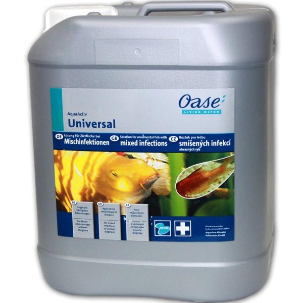 OASE Universal Fischmedizin 5000ml - 4005258004769 | © by gartenteiche-fockenberg.de