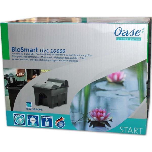 Oase BioSmart UVC 16000 Teichfilter - 4010052573779 | © by gartenteiche-fockenberg.de