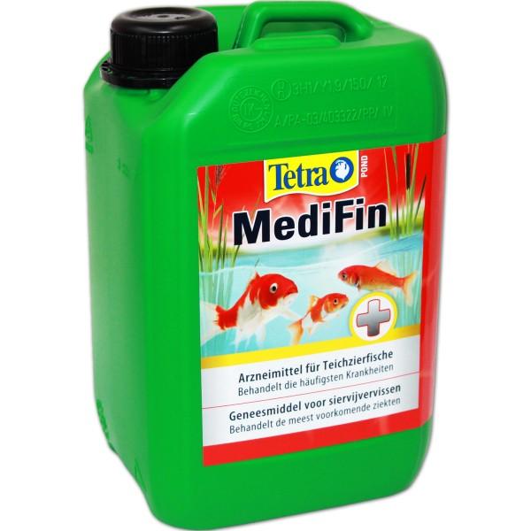 Tetra Pond MediFin Fischmedizin 3000ml - 4004218136267 | © by gartenteiche-fockenberg.de