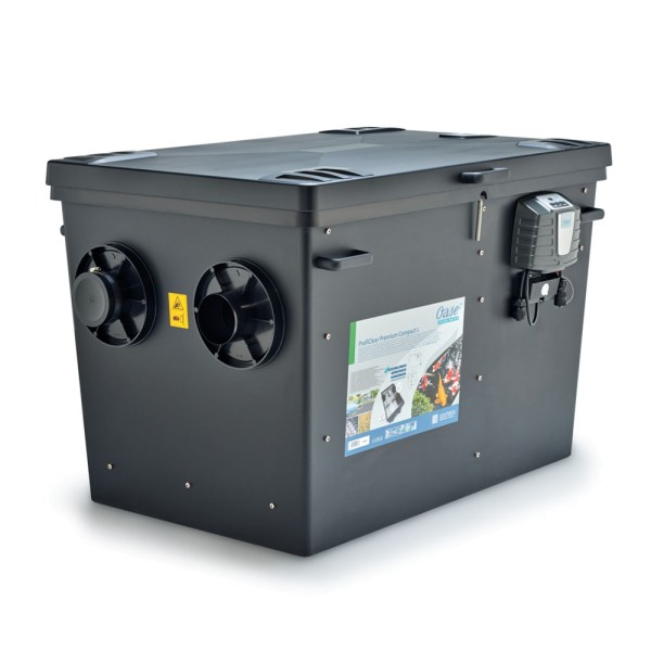 OASE ProfiClear Premium Compact-L gepumpt EGC Trommelfiltermodul - 4010052499796 | by gartenteiche-fockenberg.de