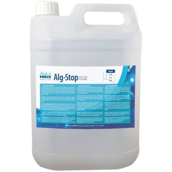 AquaForte Alg-Stop liquid Algenbekämpfung 5l - 8717605080758 | by gartenteiche-fockenberg.de
