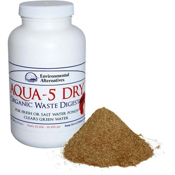 Aqua 5 Dry Filterbakterien 280g - 4260439780034 | © by gartenteiche-fockenberg.de