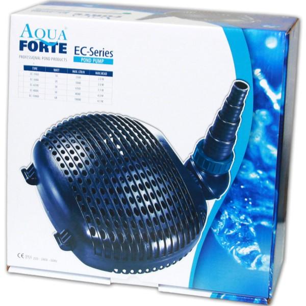 AquaForte EC-5000 Teichpumpe - 8717605088037 | © by gartenteiche-fockenberg.de