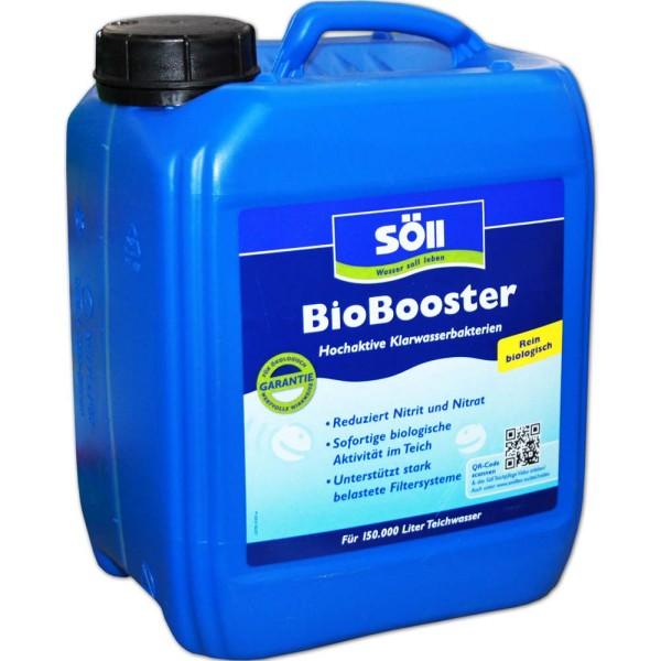 SöLL BioBooster Algenbekämpfung 5L - 4021028102541 | © by gartenteiche-fockenberg.de