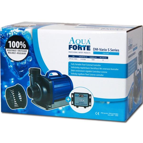 AquaForte DM-10000 Vario S Teichpumpe - 8717605124865 | © by gartenteiche-fockenberg.de