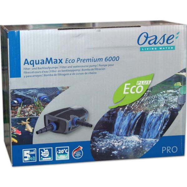OASE AquaMax Eco PREMIUM 6000 Teichpumpe - 4010052507361 | © by gartenteiche-fockenberg.de