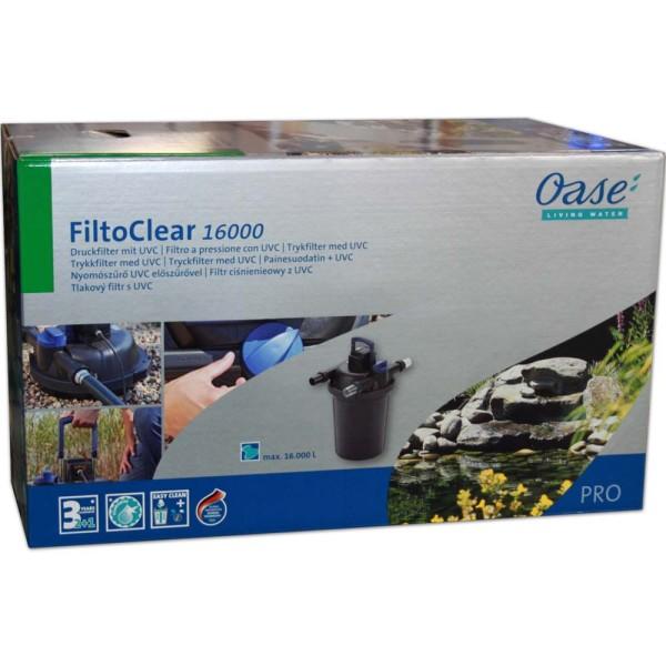 Oase FiltoClear 16000 Teichfilter - 4010052512471 | © by gartenteiche-fockenberg.de