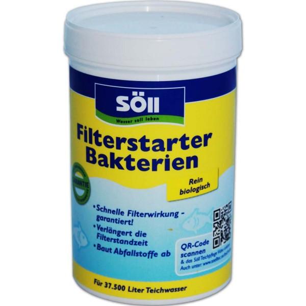 SöLL Filterstarter Bakterien 250g - 4021028144244 | © by gartenteiche-fockenberg.de